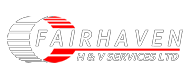 FAIRHAVEN - SUPPLIERS OF VENTILATION AND AIR MOVEMENT SOLUTIONS
