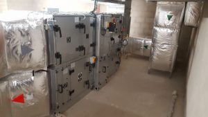 Photo of air handling unit