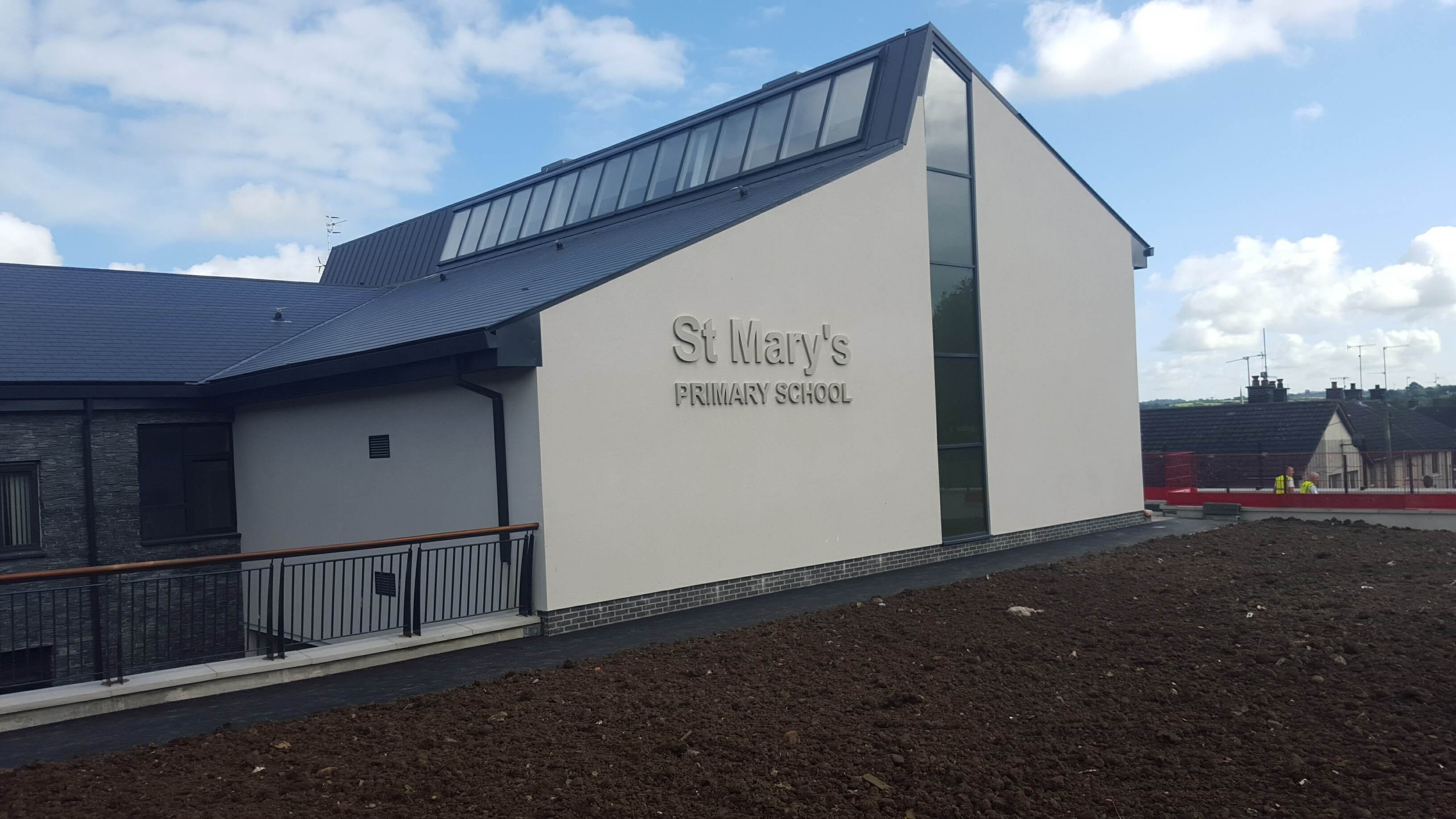 St Marys Primary School Banbridge Fairhaven H Amp V Services