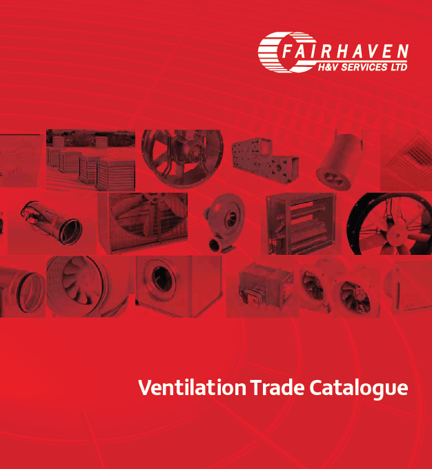 Fairhaven ventilation trade catalogue 2018